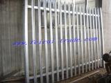 Загородка Palisade высокия уровня безопасности Анти--Похитителя стальная с спайком