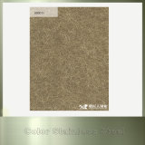 Le cuivre de Foshan 304 a plaqué la feuille décorative estampée par couleur d'acier inoxydable