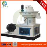 機械を作る生物餌のおがくずまたは木または生物量または米の殻の餌