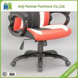 تصميم خاصّة أحمر [بو] جلد متّكأ مرود خابور قمار كرسي تثبيت (نواة)