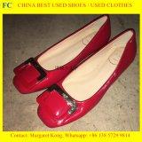 De goedkope het Lopen Gebruikte Schoenen van de Tweede Hand van Schoenen Punten