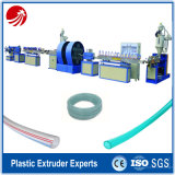 Cadena de producción reforzada fibra de la protuberancia del manguito del PVC