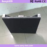 Indicador de diodo emissor de luz Rental elevado magro interno da cor cheia da definição de P2.976mm para o vídeo que anuncia (FCC de RoHS do CE)