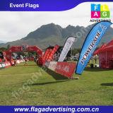 Знамя лезвия ветра летания печатание полного цвета