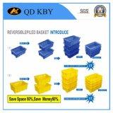 Vollständige Behälter-Qualitäts-Plastikeinspritzung-Umsatz-Kasten für Industrie