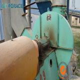 装置のバッグフィルタを集める砕石機の塵