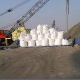 지상에 의하여 알갱이로 만들어지는 용광로 광재 (GGBFS)