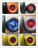 300-4 rotella pneumatica per il carrello della mano e la riga della barra di rotella