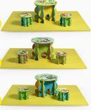 Muebles coloridos de la espuma de EVA fijados para jugar del bebé