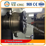 Wrc28合金の車輪修理-縁修理計数化装置のプローブCNCの旋盤