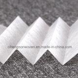 Nonwoven material Thermo-Ligado do filamento do animal de estimação