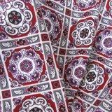 Напечатанная ткань ткани рейона химически для одежд