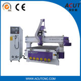 Atc CNC Wisselaar 1325 van het Hulpmiddel van de Machine van de Router Automatische As 9.0kw Hsd