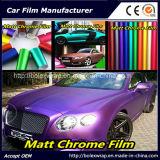 차 필름, 매트 크롬 필름, 차 포장 비닐 필름