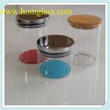 Hohes Borosilicat-Glas-Nahrungsmittelspeicher-Glas