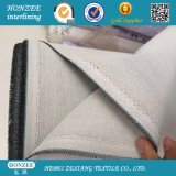 Chapeau 100% de interlignage de tissu de polyester
