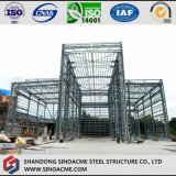 Taller ligero del marco de la estructura de acero