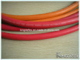 Manguito anaranjado del gas del manguito de aire del LPG de la baja temperatura de 1/4 pulgada