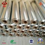 Алюминиевая фольга высокого качества подпертая бумагой