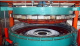Máquina profissional da imprensa do Vulcanizer de China Bom/maquinaria de borracha