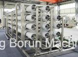 Usine de système d'osmose d'inversion de traitement des eaux pour des machines de remplissage