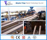 La spirale della riga/PVC dell'espulsione del tubo flessibile di aspirazione del PVC ha aumentato il tubo che fa la macchina