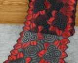 Merletto elastico di colore multiplo di alta qualità 18cm per la decorazione