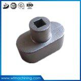 무쇠 벨브 주거를 위한 OEM에 의하여 주문을 받아서 만들어지는 모래 철 탄소 강철 주물