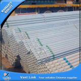 El horario 40 de la alta calidad ASTM A53 galvanizó el tubo de acero