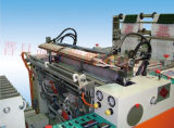 HDPE Wärme-Sealing u. Cutting T-Shirt Plastic Bag Making Machine (doppelte Zeile)