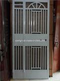 Iron Meshの白いPowder Coated Cheap Iron Gate