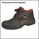 安い鋼鉄つま先および版の構築の安全靴