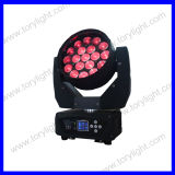 Indicatore luminoso capo mobile dello zoom 19PCS*12W del LED