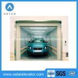 중국 제조는 4개의 문 위원회 운임 엘리베이터 차 상승을 이용했다