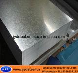 Placa de acero galvanizada para la decoración del edificio usada