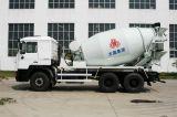 Norte para el Benz 10 ~ 12m3 Camión mezclador de concreto