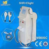 熱い販売2のHandpieces Elight RF+IPLレーザーの毛の取り外し機械価格の割引(セリウムISO SGS TUV)