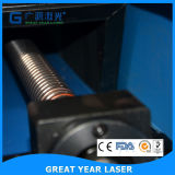 A etiqueta hidráulica morre a máquina do laser do perfurador