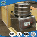 Abanador de vibração mecânico automático industrial da peneira do teste