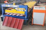 Trapezoide Panel-Stahlrolle, die für den Export Maschine bildet