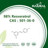 Riesiges Knotweed Auszug-Pflanzenauszug Resveratrol Puder durch HPLC