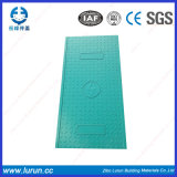 Квадратный SGS En124 крышки люка -лаза стекла волокна