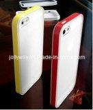 Крышки мобильного телефона TPU для iPhone 4S, iPhone 5