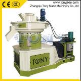 ヨーロッパ1.5-2tonの生物量の木製の餌の製造所機械価格TYJ550-IIへのエクスポート