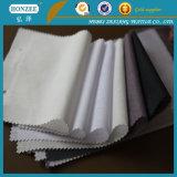 scrivere tra riga e riga fusibile non tessuto 100%Polyester con il rivestimento del PUNTINO dell'inserimento per l'India