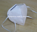 Masque de poussière plié industriel de masque de poussière