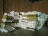 Il sacchetto dei pp con ricicla il materiale con il prezzo molto più poco costoso