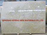 Het rooskleurige Materiaal van de Jade van de Zonsondergang Witte Marmeren Natuurlijke voor Countertops Keuken & Ijdelheid