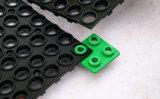 Suelo de goma liso para el uso industrial y comercial