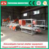 1000kg/Hアーモンド、ヘイゼルナッツ、やしカーネルの殻から取り出すことおよび分離装置
